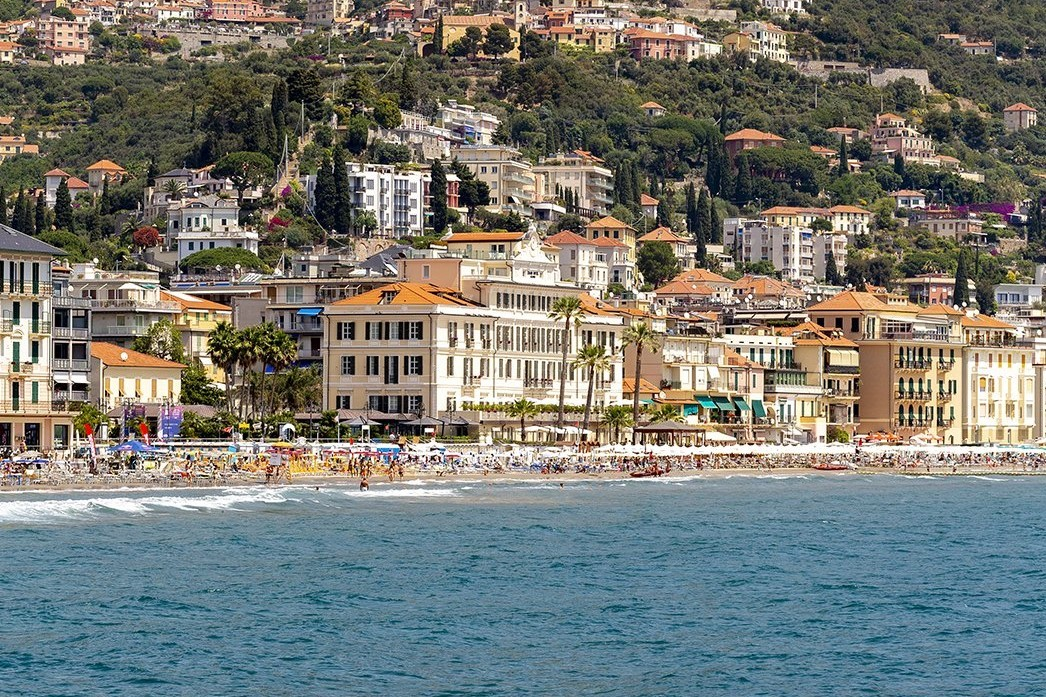 Never ending summer in Alassio!